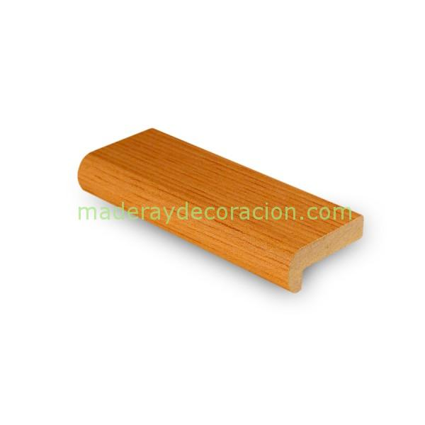 Semicantonera para tablero 19mm