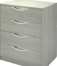 cajoneras a medida para armarios, mesillas, escritorios y cómodas