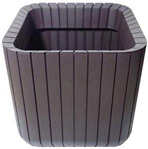 maceta cube box