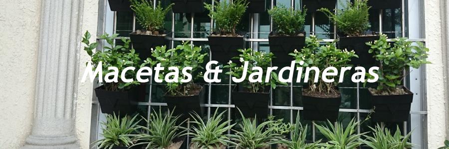 macetas y jardineras