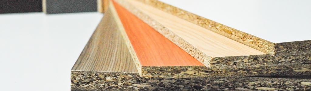 tableros de madera, aglomerados y MDF
